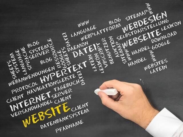 Créer et rendre visible mon site internet