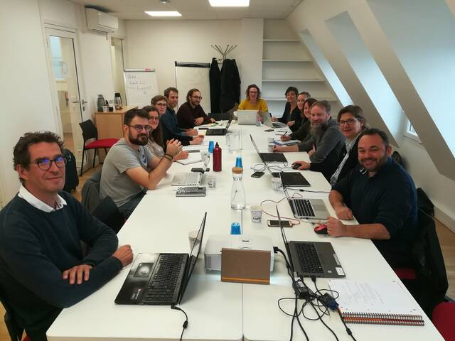Le comité technique DATAtourisme