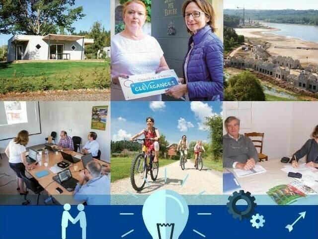 Accompagnement des collectivités dans leur projet touristique