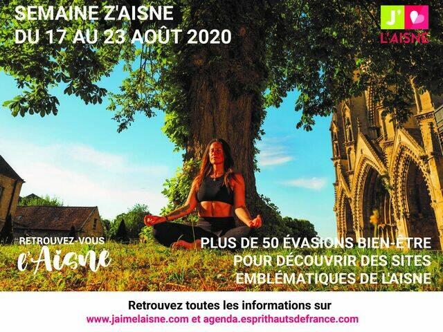 Affiche de la semaine Z'Aisne