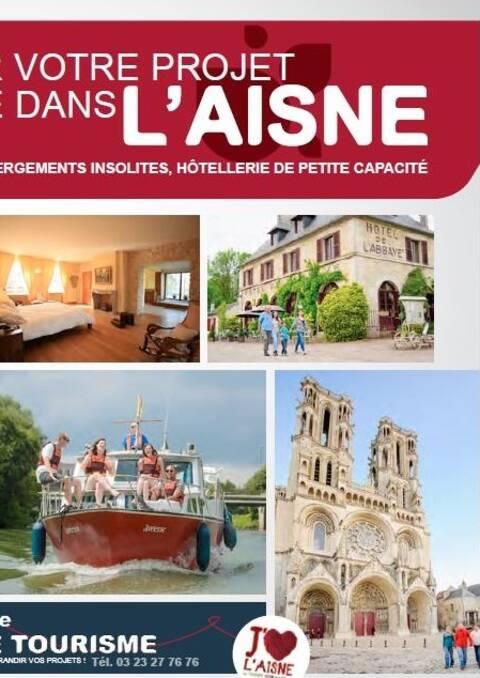 Votre projet touristique dans l'Aisne